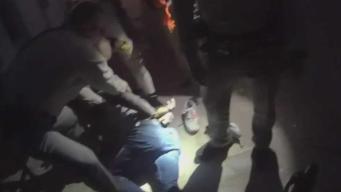 Dijo que no podría respirar bajo custodia policial