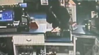 Policía de Las Vegas busca a sospechoso armado