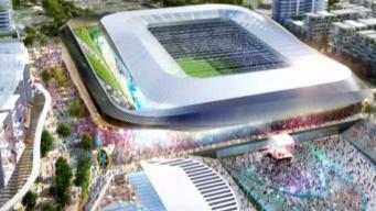 Las Vegas aprueba plan para traer equipo de la MLS