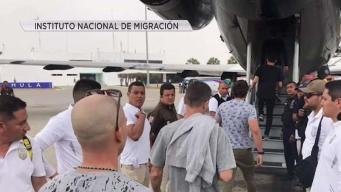 México deporta a 93 cubanos