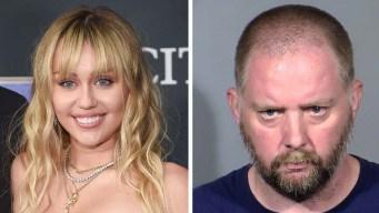 Policía: fanático quería embarazar a Miley Cyrus