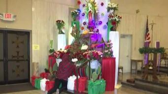 Residentes de Las Vegas dicen lo que la Virgen de Guadalupe significa para ellos