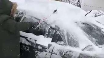 Ola de frío afecta a millones en EEUU