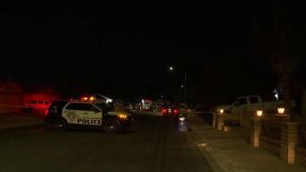 Padre arrestado por disparar a su hijo en Las Vegas