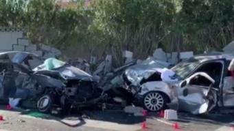 Padre de 5 muere en choque con conductor drogado