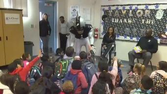 Raiders leen para estudiantes en Las Vegas