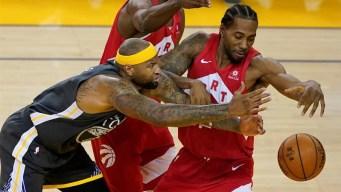 Los Raptors son los campeones de la NBA por primera vez