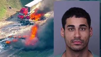 Sale bajo fianza cubano acusado de 40 cargos por accidente en Colorado