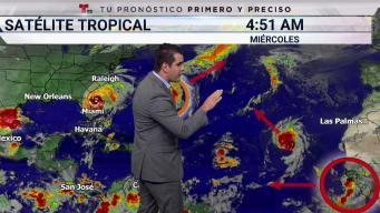 Se forma una nueva tormenta tropical en el Atlántico