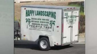 Se roban remolque con herramientas costosas en Las Vegas
