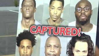 Arrestados sospechosos de robos a autos cerca del Strip