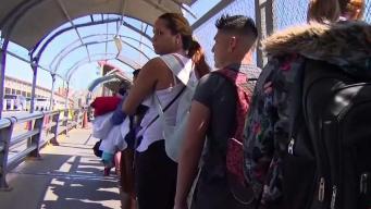 Sigue el éxodo de cubanos por la frontera mexicana