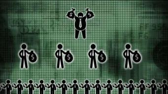 Negocios piramidales: muchas personas caen víctimas