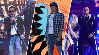 Arden los ensayos: los que todos quieren ver en los Premios Billboard