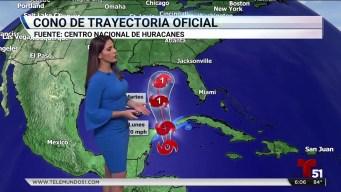 Tormenta tropical Michael puede convertirse pronto en huracán
