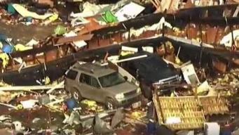 Tornados mortales azotan Oklahoma