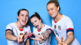 La campeona Estados Unidos debuta ante Tailandia en el Mundial Femenino