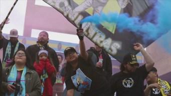 Lights FC se prepara para una nueva temporada con gran victoria