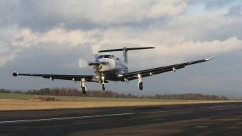 Terrible accidente aéreo: 7 adultos y 2 niños muertos