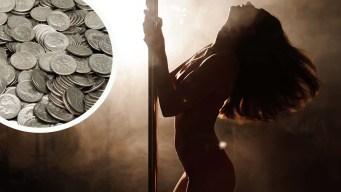 Cierra último show erótico de monedas en Las Vegas