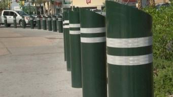 Se instalarán miles de bolardos más en el Strip de LV