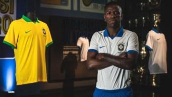 Brasil vuelve a sus orígenes con una camiseta blanca