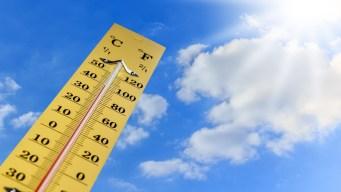 Termina racha de calor en Las Vegas rompiendo récord