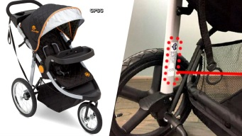 Retiran 28,000 coches para niños por riesgo de lesiones