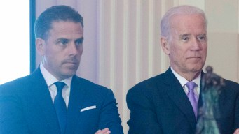 """Hijo de Biden dejará empresa china para """"evitar conflictos"""""""