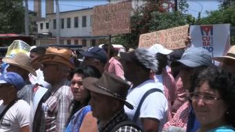 Protestan en Cuba contra EEUU por descenso de turistas