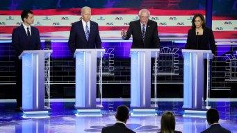 Anuncian los precandidatos para el segundo debate