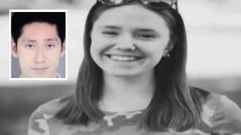 Exnovio sospechoso de matar a estudiante de UNLV