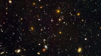 Completan el sondeo más profundo del espacio