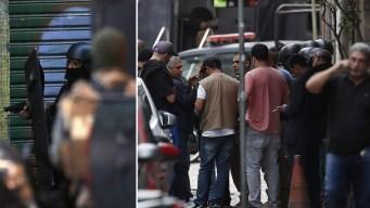 Hombre armado desata caos en zona turística de Brasil