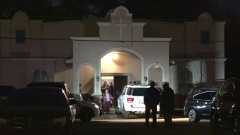 Niño muere aplastado por una mesa en una iglesia