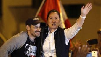 Keiko Fujimori sale de la cárcel tras polémico fallo