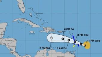 Se debilita la tormenta tropical Kirk