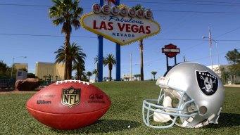 Aprueban traslado de los Raiders a Las Vegas