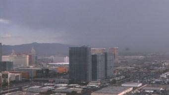 Lluvia provoca inundaciones en partes de Las Vegas