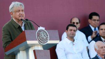 AMLO cambia el tono durante visita de Tijuana