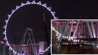 Tragedia en Las Vegas: muere al caer de escaleras en la High Roller