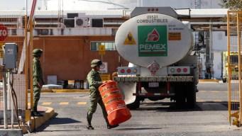 Robo de combustible: gobierno evita pérdidas por $129 millones