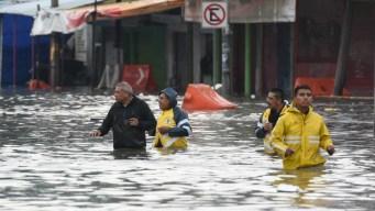 Niño muere arrastrado por la corriente causada por lluvias