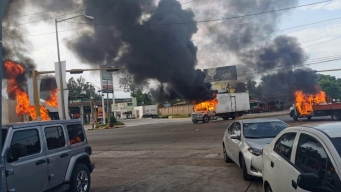 Se reportan fuertes balaceras en Culiacán, Sinaloa