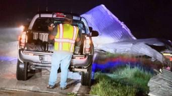 Lluvias y tornados dejan estela de muerte en EEUU