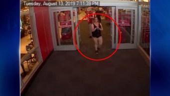 Policía: se va de compras tras robar baños de mujeres