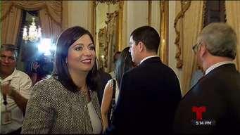 Confirman a Maite Oronoz para presidir el Tribunal Supremo