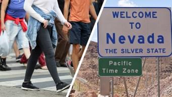 """""""Nevadifornia"""": más gente de California que de Nevada"""