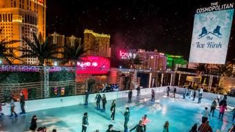 Cosmopolitan abre su pista de patinaje por 6° año consecutivo