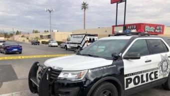 Policía investiga posible homicidio al este de Las Vegas